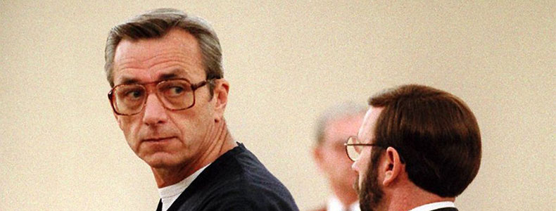 James Dailey in court in 1993