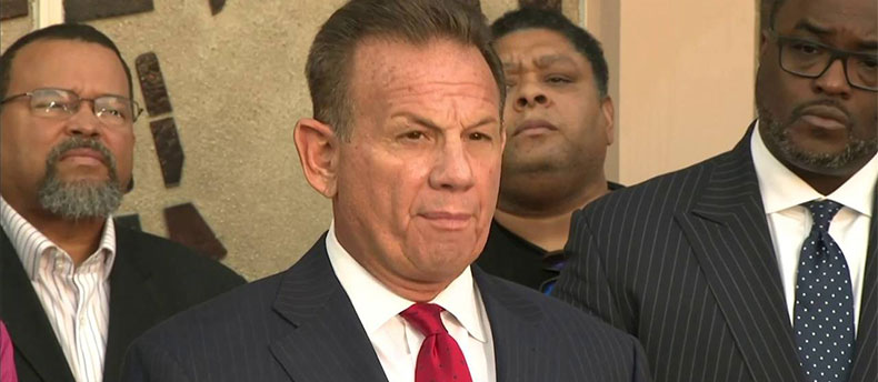 Former Sheriff Scott Israel is fighting hard to get his job back