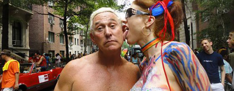 Image result for russia roger stone