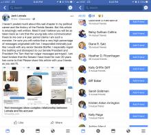Jack Latvala's post. Click to enlarge