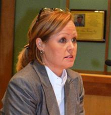 Kelly Layman Credit: DeFuniak Springs Herald