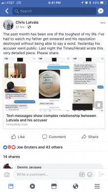 A third Chris Latvala post. Click to enlarge