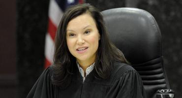 Tampa Judge Ashley Moody