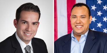 Daniel Perez and Jose Mallea