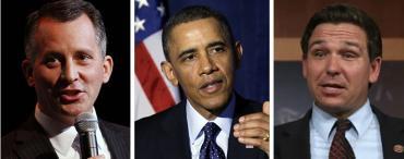 David Jolly, Barack Obama and Ron DeSantis