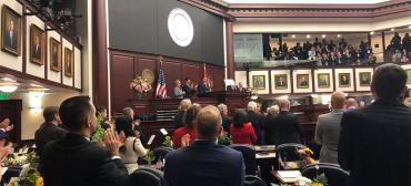 DeSantis' State of the State address 2019
