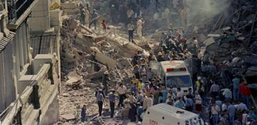 Hezbollah's 1992 attack in Argentina