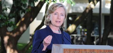 Hillary Clinton   Credit: Sunshine State News