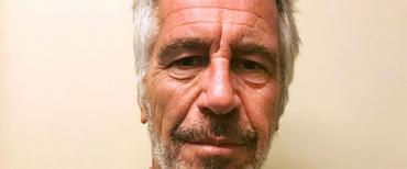 Jeffrey Epstein: photo from the New York State Sex Offender Registry