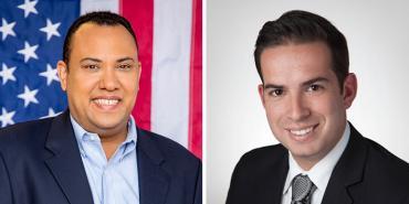 Jose Mallea and Daniel Perez