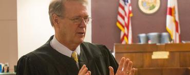 Judge George S. Reynolds III