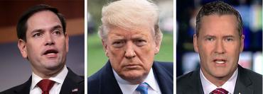 Marco Rubio, Donald Trump, Mike Waltz