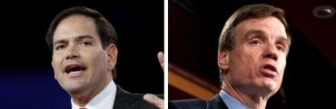 Marco Rubio and Mark Warner