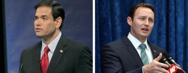 Marco Rubio and Patrick Murphy