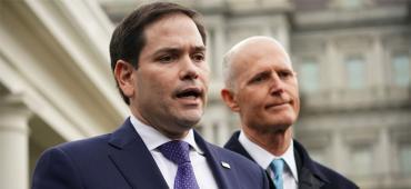 Marco Rubio and Rick Scott
