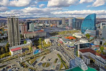 Ulaanbaatar, Mongolia's capital
