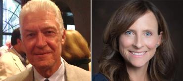 Rick Roth and Margaret Good