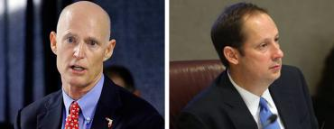Rick Scott and Joe Negron