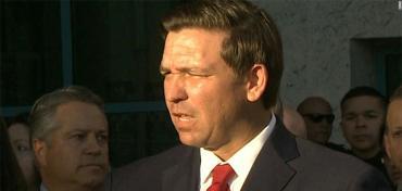 Gov. Ron DeSantis declares a state of emergency for Hurricane Dorian