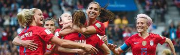 U.S. plays The Netherlands Sunday in the Women's World Cup Final