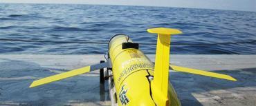 USF's autonomous underwater glider