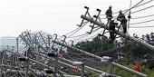 FPL repair crews after Irma