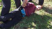 Nikolas Cruz, apprehended after he killed 17