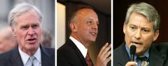 Ander Crenshaw, Ted Deutch and Dennis Ross