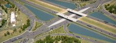 Diverging Diamond Interchange plans for I-75