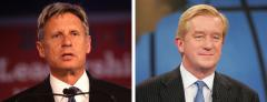 Gary Johnson and William Weld