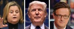 Ileana Ros-Lehtinen, Donald Trump and Joe Scarborough