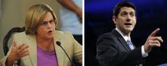 Ileana Ros-Lehtinen and Paul Ryan
