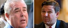 John Morgan and Ron DeSantis