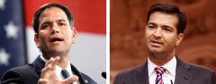 Marco Rubio and Carlos Curbelo