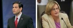 Marco Rubio and Ileana Ros-Lehtinen