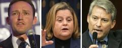 Patrick Murphy, Ileana Ros-Lehtinen and Dennis Ross