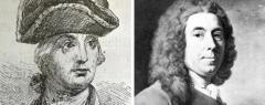 Robert Howe and James Grant
