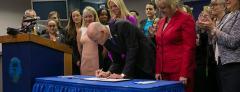 Rick Scott Ceremonially Signs Legislation to Eliminate Rape Kit Testing Backlog