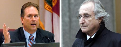 Vern Buchanan and Bernie Madoff