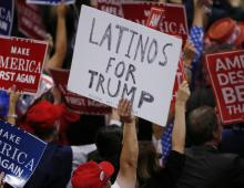 Hispanic-Latino presence evident at the 2016 GOP convention in Cleveland